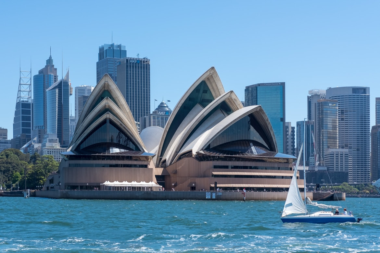 Australien Sydney Opera