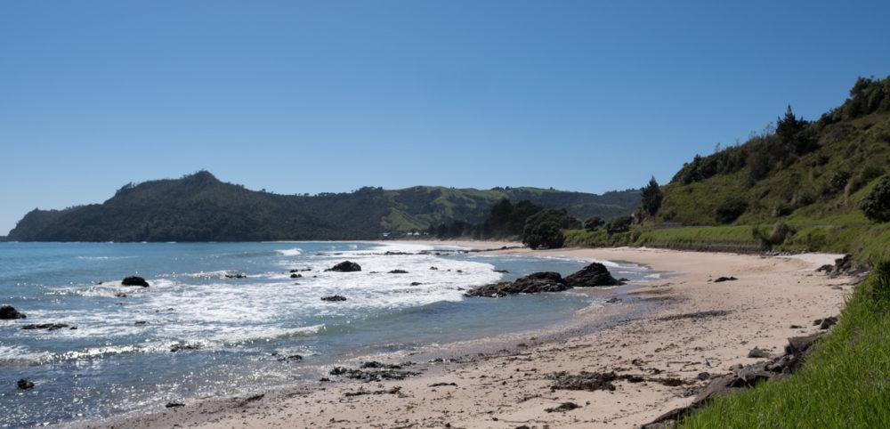 Tausende Strände säumen Neuseelands Küste