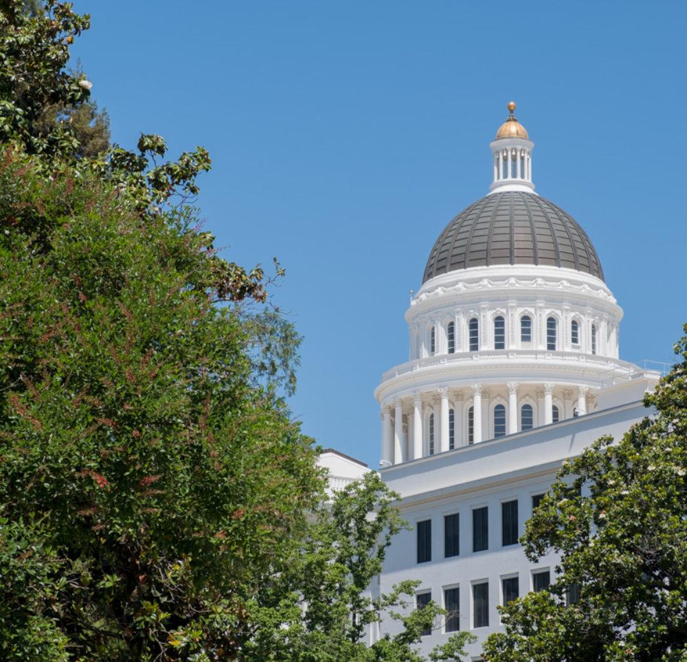Sacramento ist das Herz Kaliforniens