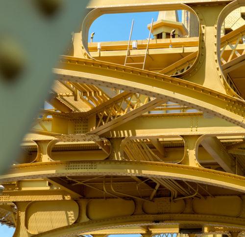 Goldene Brücke von Sacramento