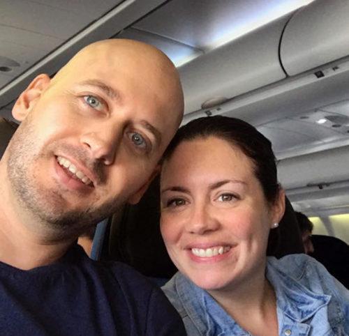 Mit der Hawaiian von Honolulu nach Los Angeles, sichtlich entspannter als mit dem Emirates Flug nach Neuseeland :) Geschmeidiger fliegen geht kaum!